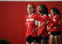 UHart Volleyball vs. UCONN 8/28/2015
