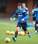 07.05.2018 Rangers training: Sean Goss