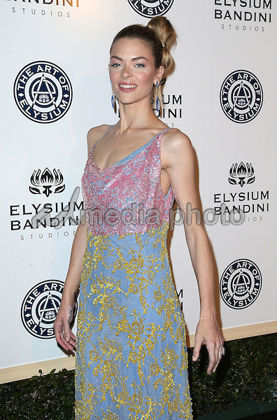 "07 January 2017 - Los Angeles, California - Jaime King. The Art of Elysium 20th Anniversary and 10th Annual celebration ""HEAVEN"" Gala held at Red Studios. Photo Credit: F. Sadou/AdMedia"