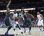 UK Basketball 2014: SEC Tournament: LSU