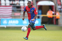 Gavin Hoyte of Dagenham and Redbridge during Dagenham & Redbridge vs Chesterfield, Vanarama National League Football at the Chigwell Construction Stadium on 15th September 2018