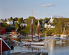 Rockport Harbor, Rockport, Maine