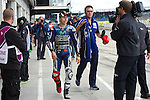 hertz british grand prix during the world championship 2014.<br /> Silverstone, england<br /> August 30, 2014. <br /> F&QP MotoGP<br /> jorge lorenzo<br /> PHOTOCALL3000/ RME