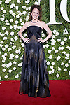 NEW YORK, NY - JUNE 11:  Rebecca Taichman attends the 71st Annual Tony Awards at Radio City Music Hall on June 11, 2017 in New York City.  (Photo by Walter McBride/WireImage)