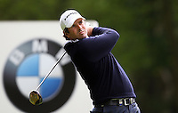Thomas Aiken - BMW PGA Golf Championship at Wentworth Golf Course - 23/05/13 - MANDATORY CREDIT: Rob Newell/TGSPHOTO - Self billing applies where appropriate - 0845 094 6026 - contact@tgsphoto.co.uk - NO UNPAID USE