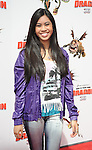 UNIVERSAL CITY, CA. - March 21: Ashley Argota  arrives at the premiere of ''How To Train Your Dragon'' at Gibson Amphitheater on March 21, 2010 in Universal City, California.