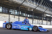 Verizon IndyCar Series<br /> Indianapolis 500 Qualifying<br /> Indianapolis Motor Speedway, Indianapolis, IN USA<br /> Monday 22 May 2017<br /> Scott Dixon, Chip Ganassi Racing Teams Honda<br /> World Copyright: Phillip Abbott<br /> LAT Images<br /> ref: Digital Image abbott_indyQ_0517_21691