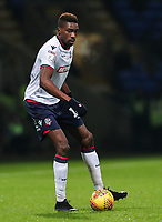 Bolton Wanderers' Sammy Ameobi   <br /> <br /> Photographer Andrew Kearns/CameraSport<br /> <br /> The EFL Sky Bet Championship - Bolton Wanderers v Reading - Tuesday 29th January 2019 - University of Bolton Stadium - Bolton<br /> <br /> World Copyright © 2019 CameraSport. All rights reserved. 43 Linden Ave. Countesthorpe. Leicester. England. LE8 5PG - Tel: +44 (0) 116 277 4147 - admin@camerasport.com - www.camerasport.com