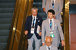 (L to R) <br /> Tsunekazu Takeda, <br /> Ryosuke Irie, <br /> the 2020 Summer Olympic Games bid fianl presentation during the 125th International Olympic Committee (IOC) session in Buenos Aires Argentina, on Saturday September 7, 2013. <br /> (Photo by YUTAKA/AFLO SPORT) [1040]