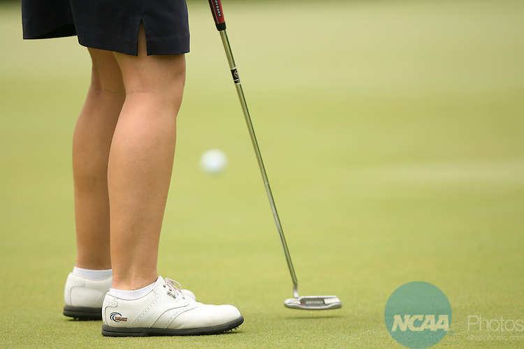 25 MAY 2007:  The Division I Women's Golf Championship held at the LPGA International Legends Golf Course in Daytona Beach, FL.  Jamie Schwaberow/NCAA Photos