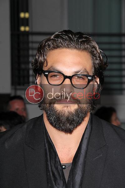 "Jason Momoa<br /> at the ""Divergent"" Los Angeles Premiere, Regency Bruin Theatre, Westwood, CA 03-18-14<br /> Dave Edwards/DailyCeleb.com 818-249-4998"