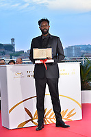 CANNES, FRANCE. May 25, 2019: Ladj Ly at the Palme d'Or Awards photocall at the 72nd Festival de Cannes.<br /> Picture: Paul Smith / Featureflash