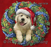 Christmas - animals cute paintings