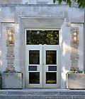 June 13, 2011; Fisher Hall Door..Photo by Matt Cashore/University of Notre Dame