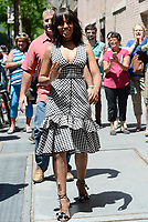 www.acepixs.com<br /> May 18, 2017 New York City<br /> <br /> Kerry Washington was at The View in New York City on May 18, 2017.<br /> <br /> Credit: Kristin Callahan/ACE Pictures<br /> <br /> Tel: 646 769 0430<br /> Email: info@acepixs.com