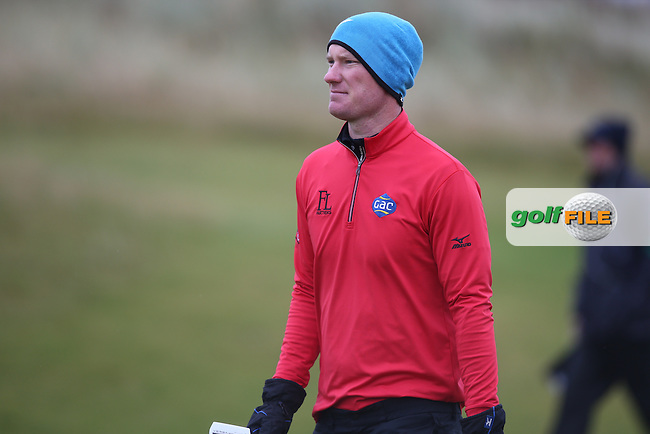 Chris Wood (ENG) during R3 at Kingsbarns of the 2014 Alfred Dunhill Links Championship, The Old Course, St Andrews, Fife, Scotland. Picture:  David Lloyd / www.golffile.ie