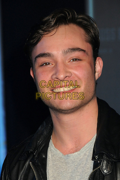"ED WESTWICK .""TRON: Legacy"" L.A. Premiere held at the El Capitan Theatre, Hollywood, California, USA, 11th December 2010..portrait headshot black grey gray smiling .CAP/ADM/BP.©Byron Purvis/AdMedia/Capital Pictures."