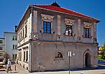 Rezydencja Lubomirskich w Nowym Sączu - obecnie budynek biblioteki, Polska<br /> Lubomirski Residence in Nowy Sącz - now a public library building, Poland