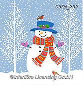 Kate, CHRISTMAS SANTA, SNOWMAN, WEIHNACHTSMÄNNER, SCHNEEMÄNNER, PAPÁ NOEL, MUÑECOS DE NIEVE, paintings+++++Christmas page 90 #,GBKM232,#x#