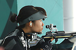 Ayano Shimizu (JPN),<br /> AUGUST 22, 2018 - Shooting - Rifle : <br /> Women's 50m Rifle 3 Positions<br /> at Jakabaring Sport Center Shooting Range <br /> during the 2018 Jakarta Palembang Asian Games <br /> in Palembang, Indonesia. <br /> (Photo by Yohei Osada/AFLO SPORT)