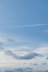 Background, blue sky, clouds