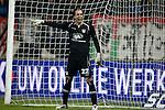 Nederland, Nijmegen, 15 december  2012.Eredivisie.Seizoen 2012-2013.N.E.C.-PSV.Khalid Sinouh, keeper (doelman) van N.E.C.