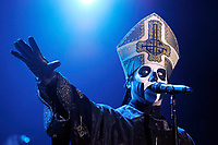 AUG 12 Ghost performing at Bloodstock Open Air 2017