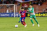 Atlético Nacional venció 2-0 a Deportivo Pasto. Fecha 9 Liga Águila II-2018.