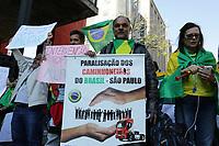 27.05.2018 - Protesto a favor dos Caminhoneiros e a Intervenção Militar em SP