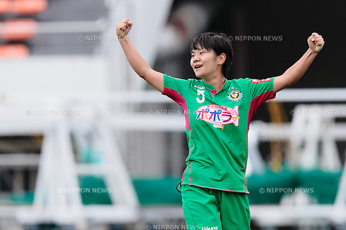 Yu Nakasato (Beleza), <br /> OCTOBER 31, 2015 - Football / Soccer : <br /> Plenus Nadeshiko League 2015 <br /> between NTV Beleza 2-0 Jef Chiba Ladies <br /> at Komazawa Olympic Park Stadium, Tokyo, Japan. <br /> (Photo by AFLO SPORT)
