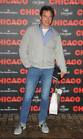 John Barrowman at the &quot;Chicago&quot; press night, Phoenix Theatre, Charing Cross Road, London, England, UK, on Wednesday 11 April 2018.<br /> CAP/CAN<br /> &copy;CAN/Capital Pictures