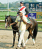 Brilliant after winning The grade 3 Kent Stakes at Delaware Park on 9/9/06