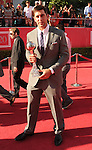 LOS ANGELES, CA - JULY 11: Aaron Rodgers  arrives at the 2012 ESPY Awards at Nokia Theatre L.A. Live on July 11, 2012 in Los Angeles, California.