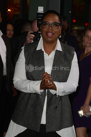 HOLLYWOOD, CA - OCTOBER 17: Oprah Winfrey at Tyler Perry's BOO! Premiere at the Arclight Hollywood in Hollywood, California on October 17, 2016. Credit: David Edwards/MediaPunch