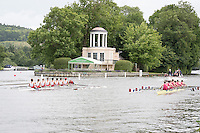 Henley Royal Regatta, Henley on Thames, Oxfordshire, 29 June-3 July 2015.  Wednesday  09:10:35   29/06/2016  [Mandatory Credit/Intersport Images]<br /> <br /> Rowing, Henley Reach, Henley Royal Regatta.
