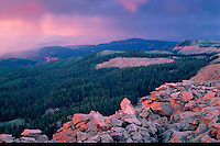 Lightning, Markagunt Plateau stretches<br />