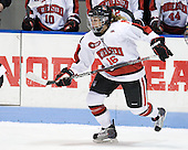 Ann Doherty (Northeastern - 16) - The Northeastern University Huskies defeated the visiting Clarkson University Golden Knights 5-2 on Thursday, January 5, 2012, at Matthews Arena in Boston, Massachusetts.