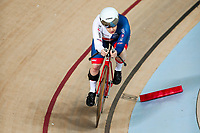 Picture by Alex Whitehead/SWpix.com - 22/03/2018 - Cycling - 2018 UCI Para-Cycling Track World Championships - Rio de Janeiro Municipal Velodrome, Barra da Tijuca, Brazil - Megan Giglia of Great Britain competes in the Women's C3 Individual Pursuit qualifying.