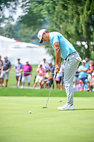 Brooks Koepka (USA) during Friday's round 2 of the World Golf Championships - Bridgestone Invitational, at the Firestone Country Club, Akron, Ohio. 8/4/2017.<br /> Picture: Golffile | Ken Murray<br /> <br /> <br /> All photo usage must carry mandatory copyright credit (&copy; Golffile | Ken Murray)