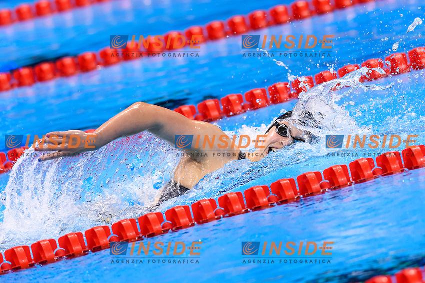 LEDECKY Katie USA Gold Medal and World Record Women's 800m freestyle <br /> Rio de Janeiro 12-08-2016 Olympic Aquatics Stadium <br /> Swimming Nuoto <br /> Foto Andrea Staccioli/Deepbluemedia/Insidefoto