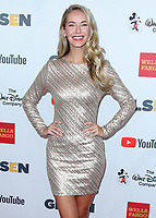 BEVERLY HILLS - OCTOBER 21:  Olivia Jordan at the 2017 GLSEN Respect Awards at Beverly Wilshire Four Seasons Hotel at The Grove on October 20, 2017 in Beverly Hills, California. (Photo by Scott Kirkland/PictureGroup)