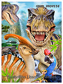 Howard, SELFIES, paintings+++++Dino poster,GBHRPROV156,#Selfies#, EVERYDAY ,dinos,dinosaurs