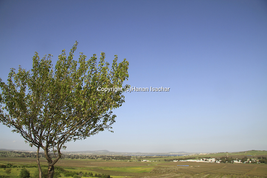 Golan Heights, Quneitra Lookout