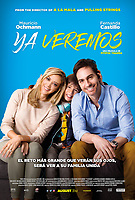 Ya Veremos (2018) <br /> POSTER ART<br /> *Filmstill - Editorial Use Only*<br /> CAP/MFS<br /> Image supplied by Capital Pictures