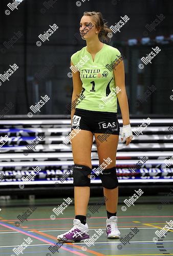 2011-09-24 / Volleybal / seizoen 2011-2012 / Mendo Booischot / Renée Zwijsen..Foto: Mpics
