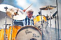 Triggerfinger  beim Open Flair 2015 in Open Flair Festival Eschwege am 08.August 2015. Foto: Rüdiger Knuth