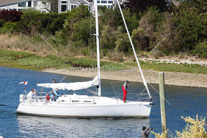 Cedar Point Yacht Club's One Design Regatta, held on May 31 and June 1, 2014 in Westport, CT.