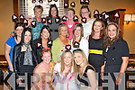 Catherina Turner, Turners bar, castle street, seated beside her mom Carmel and her chief bridesmaid Tina O'Connor surrounded by her friends enjoying her Hen nite on sat nite in Deacon bar, Tralee.    Copyright Kerry's Eye 2008