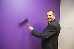 Redrow Homes.LATCH renovation.Childrens Hospital Wales.Stuart Rowlands, Redrow's Managing Director..17.04.13..©Steve Pope
