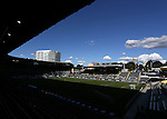 19 June 2015: A wide view of Providence Park from deep right field. The Portland Thorns FC hosted FC Kansas City at Providence Park in Portland, Oregon in a National Women's Soccer League 2015 regular season match. The game ended in a 1-1 tie.